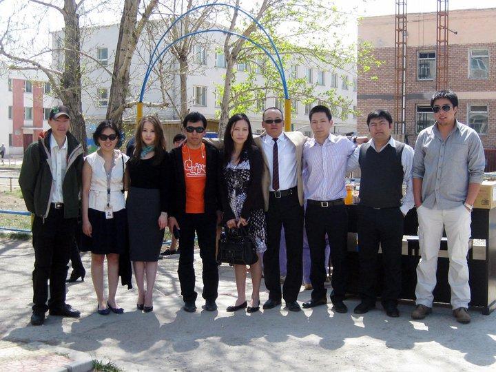 Төсөл 2011 - Орон зайн сургалтын талбай